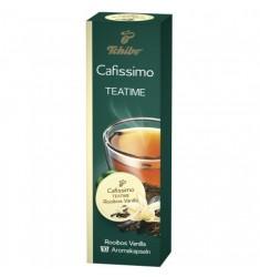 Capsule ceai , 10 capsule/cutie, Rooibos Vanilla UTZ, TCHIBO Cafissimo Teatime