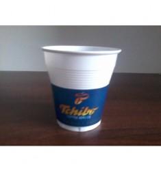 Pahar Vending Plastic Tchibo 166ml