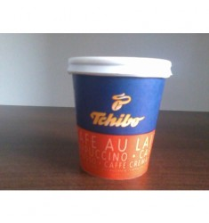 Pahar To Go Tchibo 100ml
