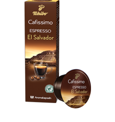 Capsule Tchibo Cafissimo Espresso El Salvador 100% Arabica