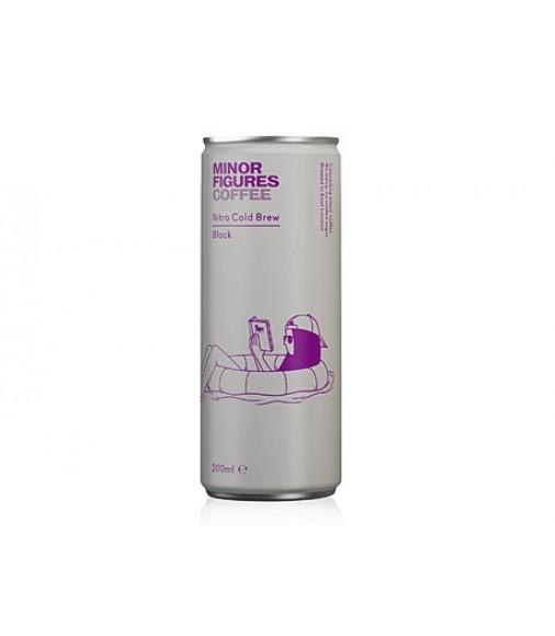 Doza Nitro Cold Brew - Black 200 ml
