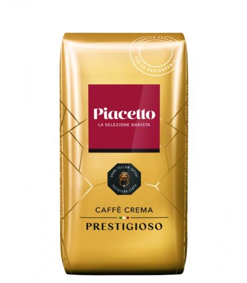 Piacetto Prestigioso Cafe Crema 1KG