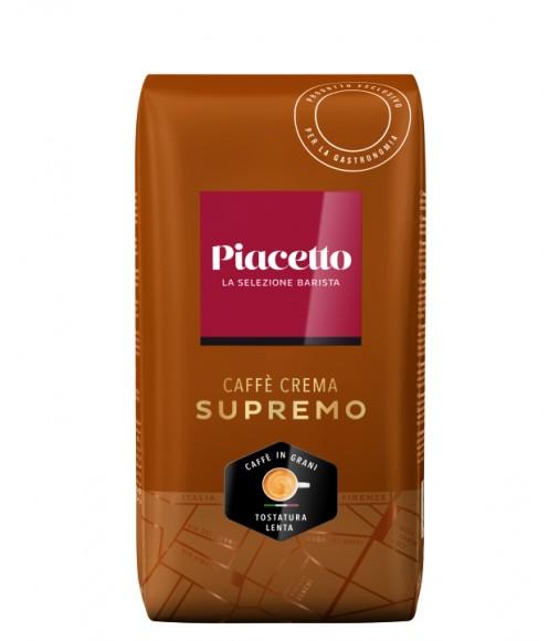 Piacetto Supremo Cafe Crema 1KG