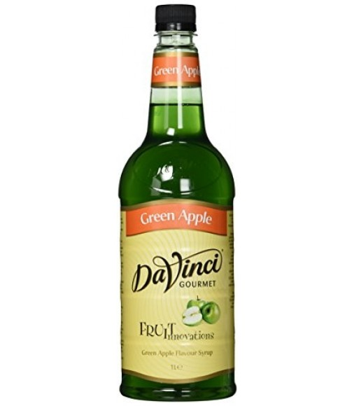 DA VINCI SIROP FRUIT INNOVATIONS GREEN APPLE 1L
