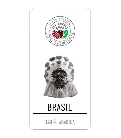 Cafea Proaspat Prajita THE COFFEE SHOP Brazil 250G