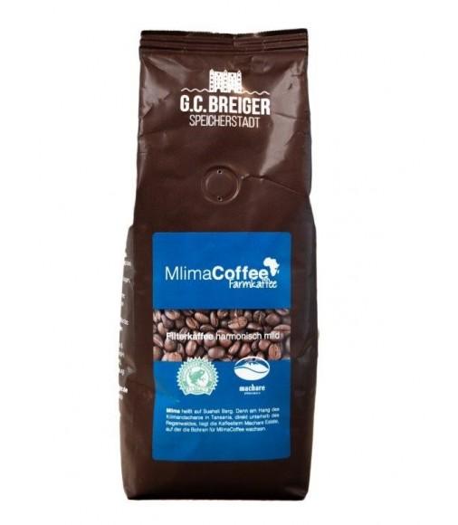 CAFEA BOABE BREIGER MLIMA FK MILD 250g