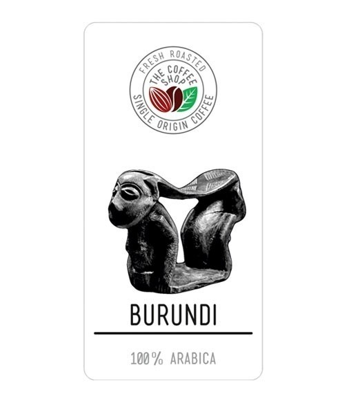 Cafea Proaspat Prajita THE COFFEE SHOP Burundi, 250g