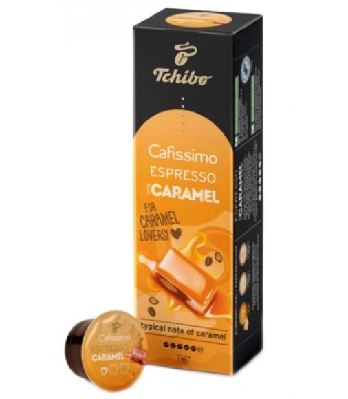 Capsule Tchibo Cafissimo Espresso Caramel 100% Arabica