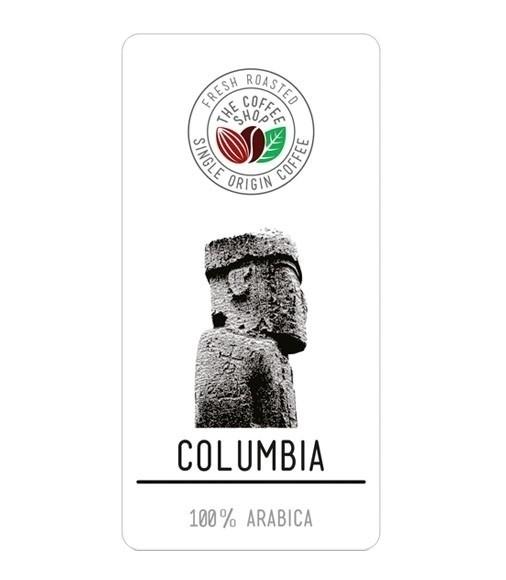 Cafea Proaspat Prajita THE COFFEE SHOP Columbia 1kg