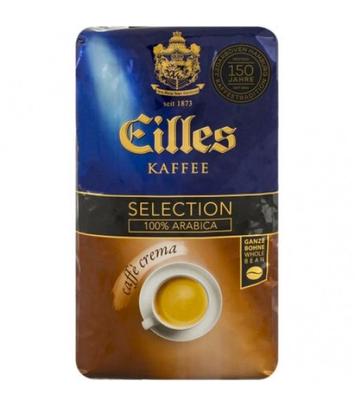 JJD Eilles Selection Caffee Crema 500G