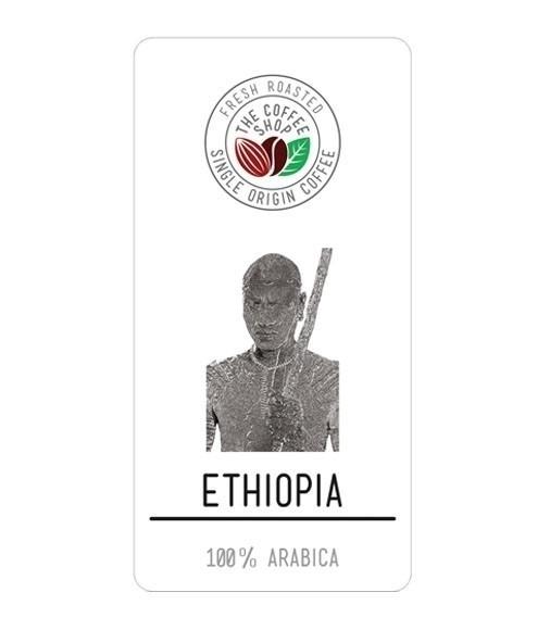 Cafea proaspat Prajita The Coffee Shop Ethiopia 1KG