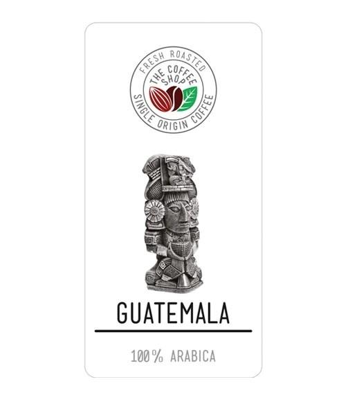 Cafea Proaspat Prajita THE COFFEE SHOP Guatemala 500g