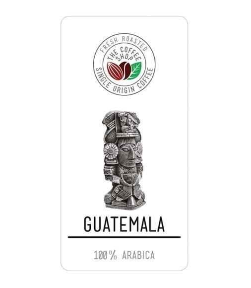 Cafea Proaspat Prajita THE COFFEE SHOP Guatemala 1kg