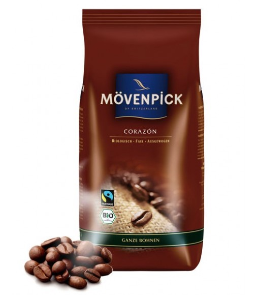 Movenpick BIO Fairtrade Corazon 1KG