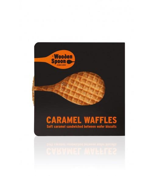 Waffle cu caramel Wooden Spoon, 70g