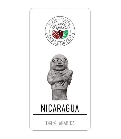 Cafea Proaspat Prajita THE COFFEE SHOP Nicaragua 1kg
