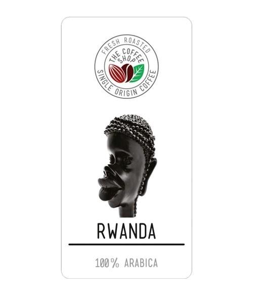 Cafea Proaspat Prajita THE COFFEE SHOP Rwanda 500g