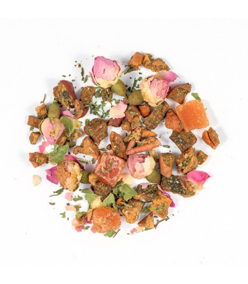 SUKI TEA INFUSION APPLE LOVES MINT 250g