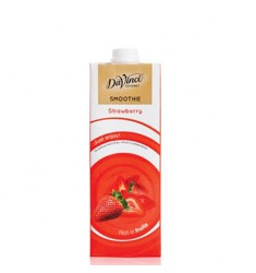 DaVinci Strawberry Smoothie Mix