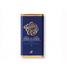 Baton ciocolata cu lapte Willies Cacao - Milk of the Gods
