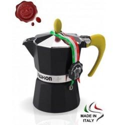Espressor Moka G.A.T. Nerissima 1 Cup