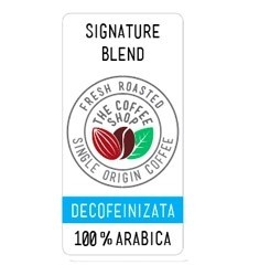 Cafea Proaspat Prajita The Coffee Shop 100% Arabica Decaf 250g