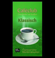 CafeClub Klassisch 500G