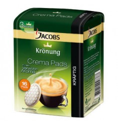 Jacobs Kronung Kraftig Pads (16 monodoze)