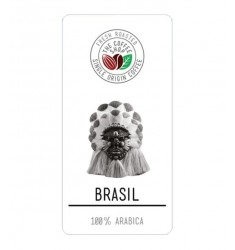 Cafea Proaspat Prajita THE COFFEE SHOP Brazil 250G