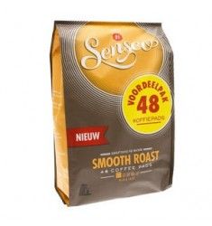 Senseo Smooth Roast Pads (48 monodoze)