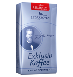 Exklusive Decaffeinated 250g