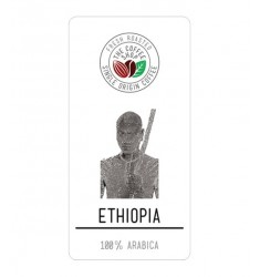 Cafea Proaspat Prajita The Coffee Shop Ethiopia 500G