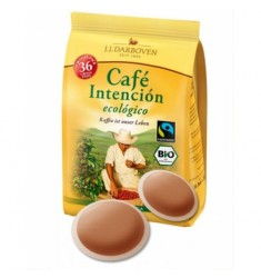 Café Intencion Ecologico Pads (36 monodoze)