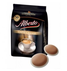 Alberto Cafe Crema Pads (36 monodoze)