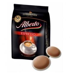 Alberto Espresso Pads (36 monodoze)