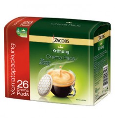 Jacobs Kronung Crema 26 Pads