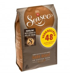 Senseo Dark Roast Pods (48 monodoze)