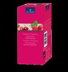 Sir Henry Ceai  Cranberry Rasberry