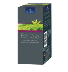 Sir Henry Ceai Earl Grey