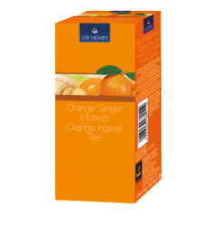 Sir Henry Ceai Orange Ginger