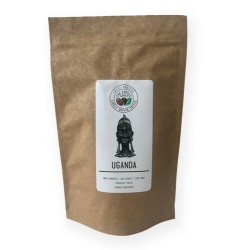 Cafea Proaspat Prajita THE COFFEE SHOP Uganda 500g