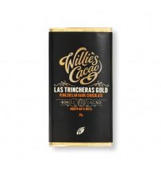 Baton ciocolata neagra Willies Cacao - Las Trincheras Gold